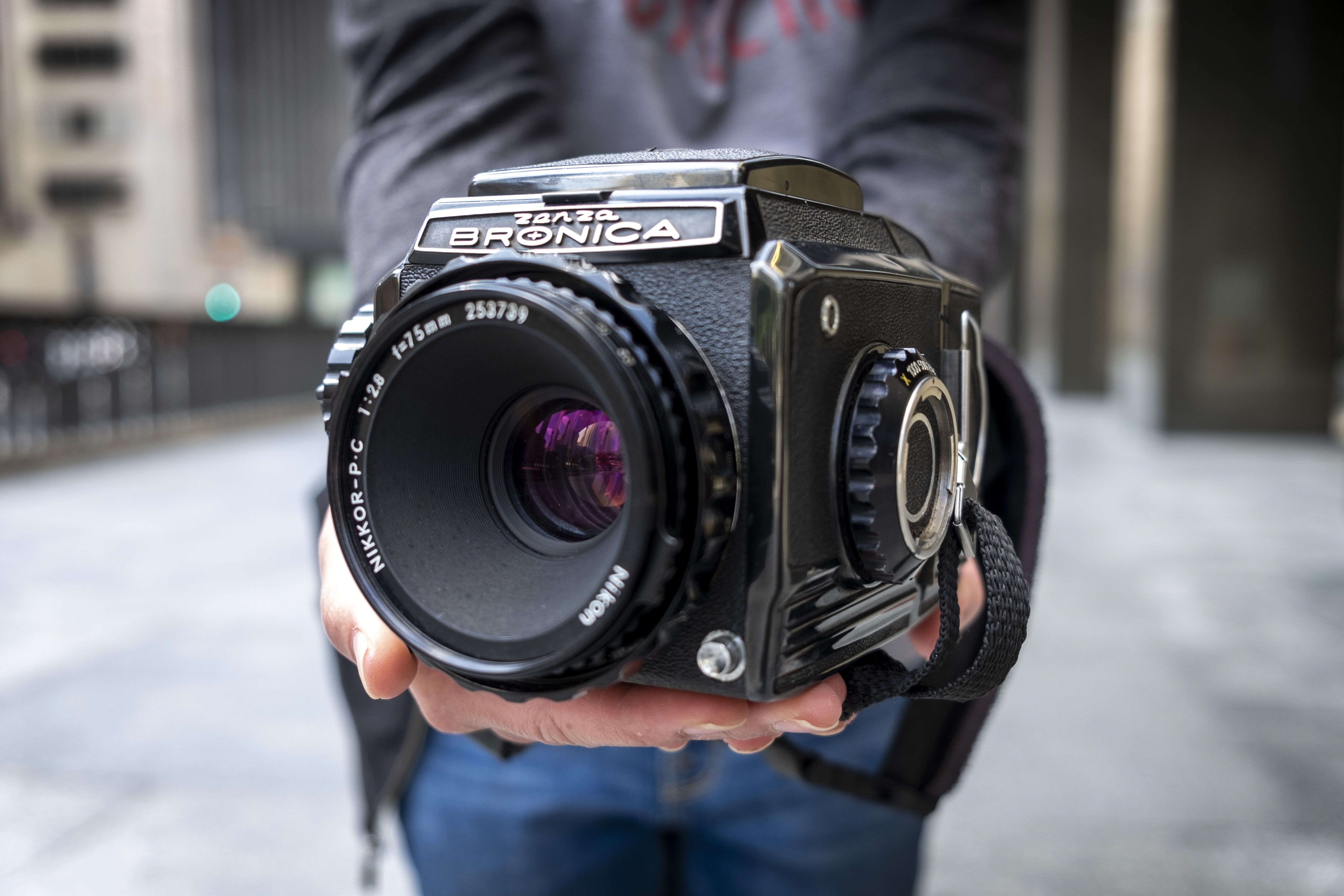 Bronica S2 – Kevin Mapp